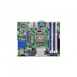 ASRock Rack E3C224D4I-14S LGA1150/ Intel C224/ DDR3/ SATA3&SAS3&USB3.0/ V&2GbE/ Extended Mini-ITX Server Motherboard