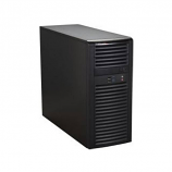Supermicro SuperChassis CSE-732D4-500B 500W Mid-Tower Server Chassis (Black)