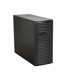 Supermicro SuperChassis CSE-732I-500B 500W Mid-Tower Workstation Chassis (Black)
