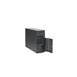 Supermicro SuperChassis CSE-733TQ-665B 665W Mid-Tower Workstation Chassis (Black)