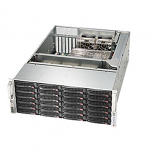 Supermicro SuperChassis CSE-846BE16-R920B 920W 4U Rackmount Server Chassis (Black)